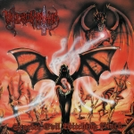 NECROMANTIA Scarlet Evil, Witching Black CD