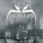 ABIGAIL Alive...In ITALY CD