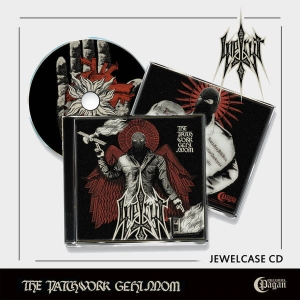 IPERYT The Patchwork Gehinnom CD /PRE-ORDER!/