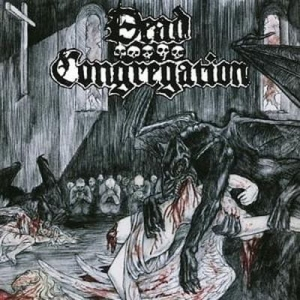 DEAD CONGREGATION Purifying Consecrated Ground CD