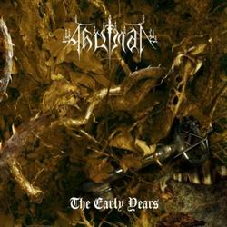 AHRIMAN The Early Years CD-digipack