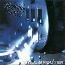 ALIENATION MENTAL Ball Spounter CD