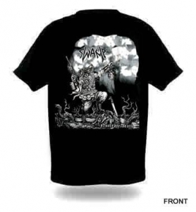 SWAMP Nuclear Death T-SHIRT (XL)