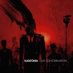 KATATONIA Live Consternation CD+DVD-digipack