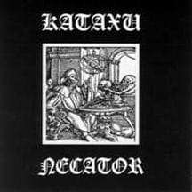KATAXU / NECATOR Split CD