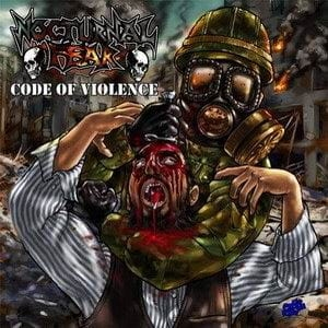 NOCTURNAL FEAR Code of Violence CD