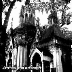 SZARLEM Screams From A Chamber EP