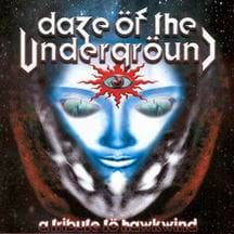 V/A Daze of the Underground: A Tribute to Hawkwind CD