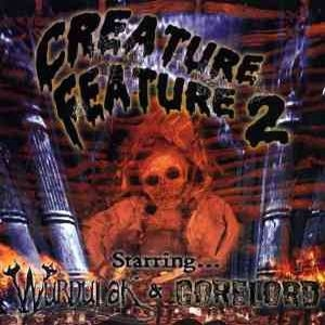 WURDULAK / GORELORD Creature Feature part 2 CD