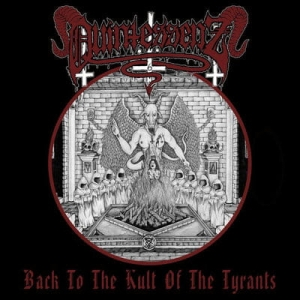 QUINTESSENZ Back to the Kult of the Tyrants CD