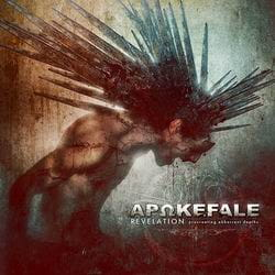 APOKEFALE Revelation: Procreating Abhorrent Depths CD-digipack