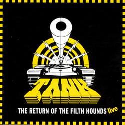 TANK The Return of A Filth Hounds Live CD-digipack