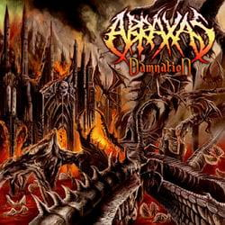 ABRAXAS Damnation CD