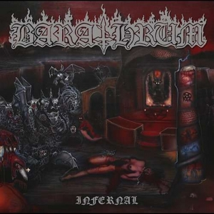 BARATHRUM Infernal CD