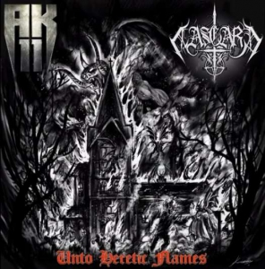 AASGARD / AK-11 Unto Heretic Flames CD