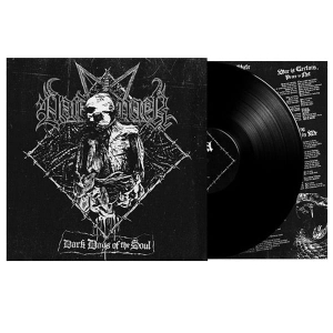 VOIDHANGER Dark Days of the Soul LP