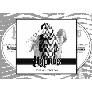 HYPNOS The Whitecrow CD+DVD-digipack