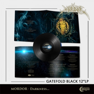 MORDOR Darkness... (BLACK) LP