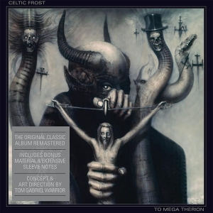 CELTIC FROST To Mega Therion CD-digibook