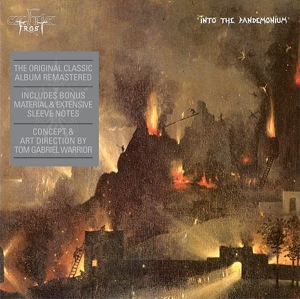 CELTIC FROST Into The Pandemonium CD-digibook