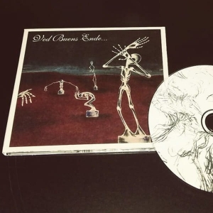 VED BUENS ENDE Written In Waters CD-digipack