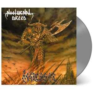 NOCTURNAL BREED Aggressor LP (SILVER)