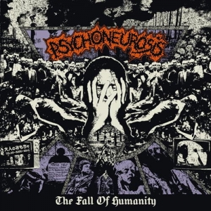 PSYCHONEUROSIS The Fall Of Humanity CD