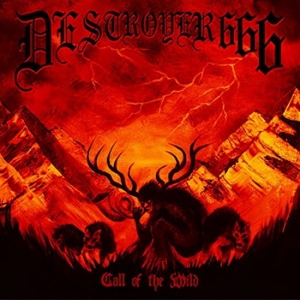 DESTROYER 666 Call of The Wild CD-digipack