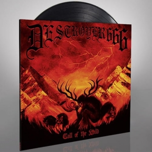 DESTROYER 666 Call of The Wild LP