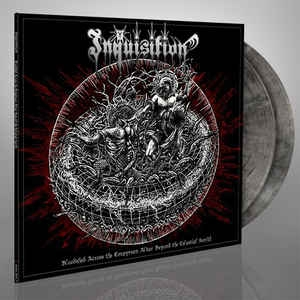 INQUISITION Bloodshed Across the Empyrean Altar Beyond the Celestial Zenith 2LP