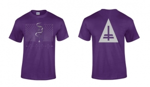 SACRILEGIUM Anima Lucifera T-SHIRT LADIES FITTED (PURPLE)