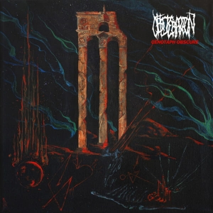 OBLITERATION Cenotaph Obscure CD