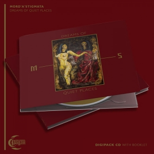 MORD'A'STIGMATA Dreams of Quiet Places CD-digipack
