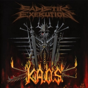 SADISTIK EXECUTION K.A.O.S. CD
