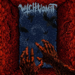 WITCH VOMIT Poisoned Blood CD-digi