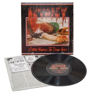 AUTOPSY Critical Madness: The Demo Years LP