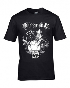 NARRENWIND Psalm LXIX.5. T-SHIRT (BLACK)
