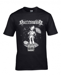 NARRENWIND Psalm CXIX.37. T-SHIRT (BLACK)