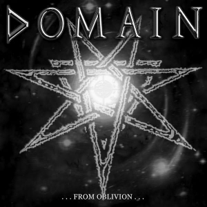 DOMAIN ...from Oblivion... CD