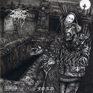 DARKTHRONE F.O.A.D. CD