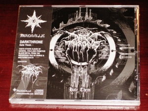 DARKTHRONE Hate Them CD