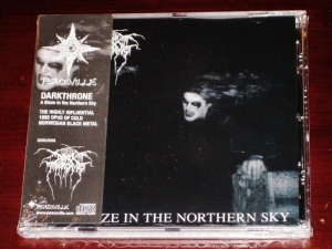 DARKTHRONE A Blaze In The Northern Sky CD