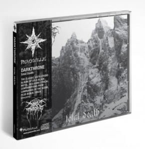 DARKTHRONE Total Death CD