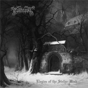 EVILFEAST Elegies of the Stellar Wind CD