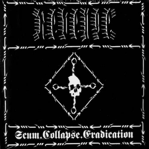 REVENGE Scum.Collapse.Eradication CD