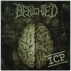 BENIGHTED Insane Cephalic Production CD