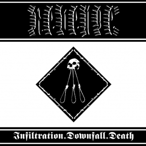 REVENGE Infiltration.Downfall.Death CD-digipack