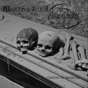 MARTWA AURA / ODOUR OF DEATH  Credo in Mortem CD