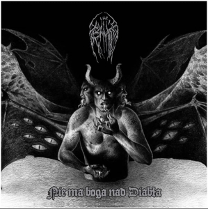 THE DEVIL'S SERMON  Nie ma boga nad Diabła CD