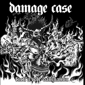 DAMAGE CASE  Fuck'n'roll Damnation CD